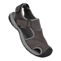 18 SPORTS SANDAL-Grey MEN HNX7062