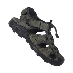 3홀 SANDAL-Grey MEN HNX7056