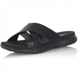 X SLIPPER-Black MAN NHC103